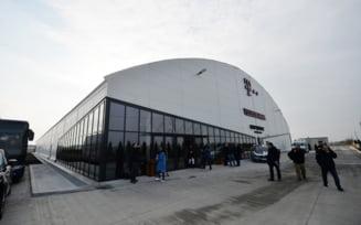Ion Tiriac nu mai demoleaza patinoarul de la Otopeni: Intelegerea facuta cu ministrul Transporturilor