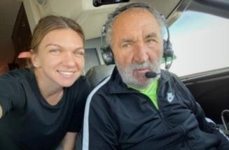 Ion Tiriac o felicita pe Simona Halep pentru cea mai importanta decizie luata: E un plus