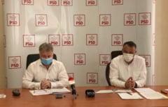 Ionel Ciunt si Florin Florian: proiectele principale cu care candidatii PSD vin in fata salajenilor