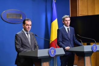 Ionel Danca: Au fost oprite toate angajarile in functii publice de la nivelul Cancelariei si institutiilor subordonate