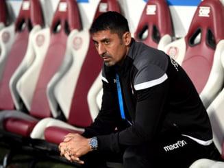 Ionel Danciulescu si-a anuntat plecarea de la Dinamo in direct la TV