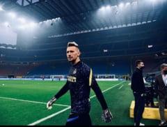 Ionuț Radu, meci de senzație pentru Inter Milano! Portarul român a apărat doua penalty-uri și a adus victoria italienilor VIDEO