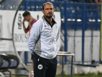 Ionut Badea, noul antrenor al lui FCSB - surse