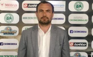 Ionut Badea a refuzat U Cluj. Tandemul Raduta - Blag a suferit un esec