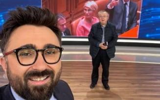 Ionut Cristache da in judecata TVR si vrea mutarea emisiunii inapoi in prime-time