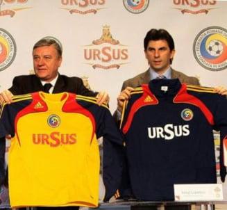Ionut Lupescu, adevaratul sef al FRF?