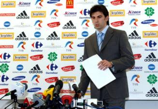 Ionut Lupescu va candida la presedintia FRF - surse