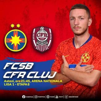 Ionut Pantiru, dupa meciul cu CFR Cluj: A fost un antrenament defenisv