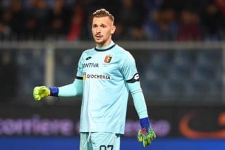 """Ionut Radu, criticat dur de fanii lui Genoa, dupa un nou gol incasat in Serie A: """"Slab, foarte slab, parca a fost rapit, nu mai e acelasi"""""""