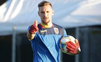 Ionut Radu, dupa calificarea Romaniei in semifinalele EURO U21: Le-am aratat oamenilor din intreaga lume ca Romania are o inima super mare!