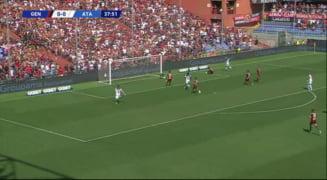 Ionut Radu, ghinion teribil in Serie A! A pierdut in ultima secunda cu Atalanta, dupa un meci cu multe parade de senzatie (Video)