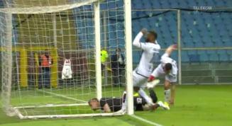 Ionut Radu, parada care o poate salva pe Genoa de la retrogradare, cu o etapa inainte de finalul Serie A (Video)