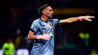 Ionut Radu, portarul lui Genoa, prima reactie dupa un meci in care fanii l-au criticat vehement
