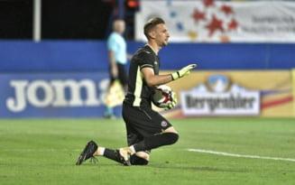 Ionut Radu, prima gafa in poarta lui Genoa, dupa ce a fost din nou titular in Serie A, in fata lui Parma