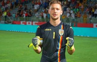 Ionut Radu, testat inca o data pozitiv cu noul coronavirus si scos de pe lista UEFA de Inter