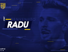 Ionut Radu, transferat de Parma - oficial