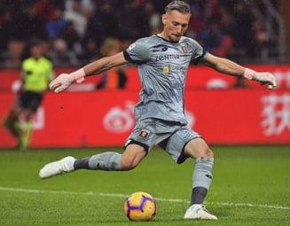 Ionut Radu a incasat un sac de goluri de la Inter