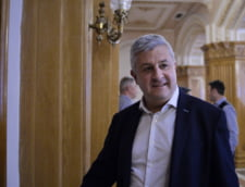 Iordache, alergat de un protestatar la petrecerea PSD (Video)