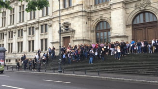 Iordache merge mai departe cu modificarea Codurilor Penale. Despre protestul magistratilor: Cativa judecatori care au iesit acolo nu reprezinta sistemul!