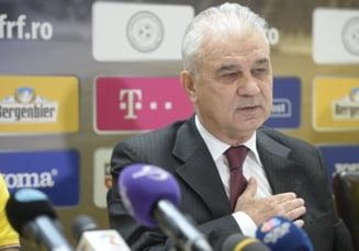 "Iordanescu: ""Dorim sa simplificam si mai mult ecuatia calificarii"""