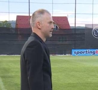 Iordanescu, numit oficial la Gaz Metan: Prima masura blocheaza jucatorul dorit de FCSB