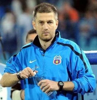 Iordanescu junior confirma tensiunile de la Steaua
