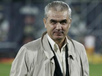 Iordanescu nu lasa Senatul Romaniei pentru Steaua