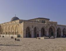 """Iordania cere Israelului sa opreasca atacurile """"barbare"""" impotriva credinciosilor veniti la moscheea Aqsa din Ierusalim"""