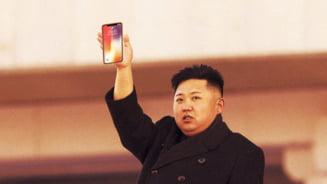 Ipocrizia din Coreea de Nord: Acuza imperialismul american, dar folosesc iPhone