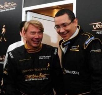 Ipoteza surprinzatoare: ce cauta Ponta in Abu Dhabi