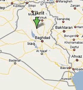 Irak: Explozie devastatoare la fostul palat al lui Saddam - cel putin 12 morti