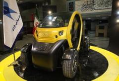 Iranienii, mai rau decat chinezii: Iata cum au copiat o masina celebra (Foto)