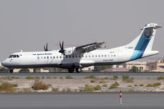 Iranienii au gasit dupa 24 de ore avionul care s-a prabusit in munti