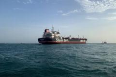 Iranul a eliberat petrolierul britanic Stena Impero, retinut in iulie