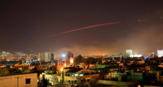 Iranul a lansat rachete in Israel. Cum au ripostat imediat israelienii