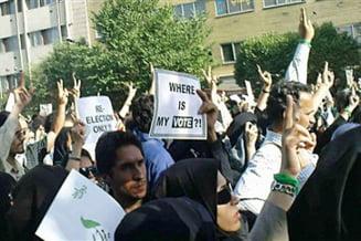 Iranul acuza SUA de implicare in fraudarea alegerilor