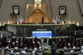 Iranul ameninta ca poate renunta in cateva ore la acordul privind programul sau nuclear din cauza lui Trump