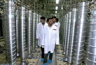 Iranul continua cursa nucleara - noi centrifuge, mai mult uraniu imbogatit