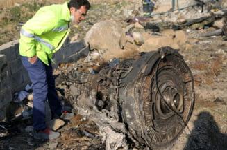 Iranul recunoaste ca a doborat avionul ucrainean. Din greseala