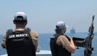 """Iranul respinge drept """"nefondate"""" acuzaţiile Israelului cu privire la atacul petrolierului din largul Omanului. Un român a murit în atentat"""