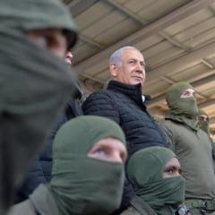 Iranul spune ca va sterge de pe fata Pamantului orase din Israel. Netanyahu ameninta ca le distruge natiunea