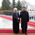 Iranul strange relatiile cu China: Nu am avut niciodata incredere in Occident
