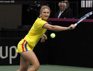 Irina Begu, calificare spectaculoasa in sferturi la Madrid
