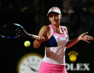 Irina Begu, calificare splendida in semifinale la Roma! Urmeaza Serena Williams?