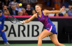Irina Begu, eliminata de Angelique Kerber in sferturi la Charleston