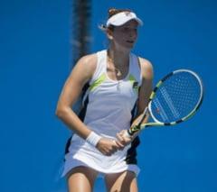 Irina Begu, eliminata de Maria Sharapova