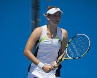 Irina Begu, eliminata de Sharapova la Wimbledon