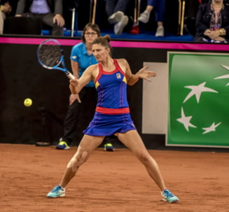 Irina Begu, eliminata de la Madrid