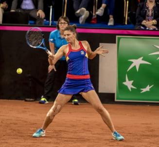 Irina Begu, eliminata de la Madrid