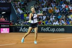 Irina Begu, eliminata de la Roma